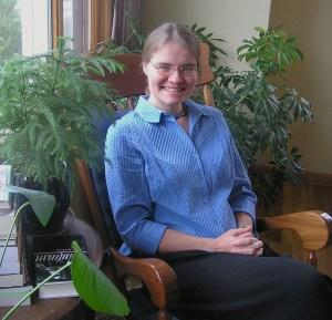2008 St. Lawrence Book Award Winner Yelizaveta P. Renfro